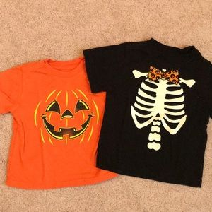 Other - Two Halloween toddler tees 🎃